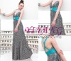 Full Length Lace Evening Dress(LF0809)
