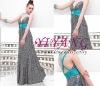 Full Length Lace Evening Dress(LF0809)