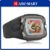 Unlocked Watch Mobile M810 Tri Band Touch Screen Bluetooth Watch Cell Phone Black #5054