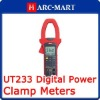 Uni-T with a computer interface USB Clamp Power Meter UT233 Digital Clamp Power Meter Clamp meter #6057
