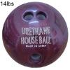 BH0114 Urethane House Balls