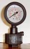 PP diaphragm insulate pressure gauge