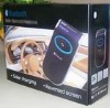 solar bluetooth handsfree car kit,bluetooth handsfree car kit ,solar car kit ,handsfree car kit,bluetooth