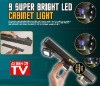 9 super bright led