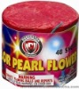 Cake fireworks  48 shot color pearl-WH0804