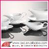 Solid Color Ceramic Gravy Boats
