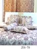 polyester jacquard comforter set