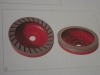 good beveling resin wheels made in china