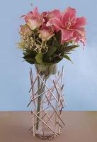 Glass Vase Wedding Centerpieces