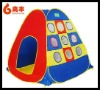 kid lovely sun shade camping tent/ kid pop up folding beach dome tent
