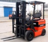 Electric forklift truck with the capacity of 1.5 tons