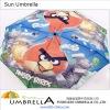 2012 Top sale Cartoon Folding Sun Umbrella