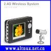 2.4ghz wireless cctv dvr recorder SN82