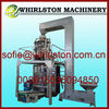 stainless steel full automatic plantain chips packing machine