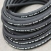 Hydraulic industrial high pressure rubber hoses SAE 2SN