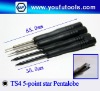NO385-5 New 5-Point Star Shape Screwdriver For Macbook Air Laptops.screwdrivers for pc