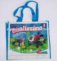 PP Non Woven Shopping Cartoon Bag