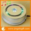 Guangzhou led rotating light base with music