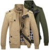 Wholesale Design Custom Men Casual Jacket Winter Jackets