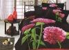 100% cotton reactive printing duvet set/bed sheet/pillowcase