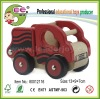 2012 hot wooden mini truck doll