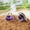 Charming Silver925 Earring Jewellry(e040694agz)