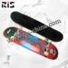 Chinese maple+Canadian maple 30''x10'' 7 Ply Skateboard