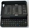 High Quality Portable Wireless Slide Bluetooth Keyboard for iphone