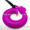 New design Good Quality Silicone baby teething /baby soft teether silicone/toy for baby chew