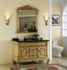 SOLID WOODEN BATH VANITY (MODEL NO.:909)