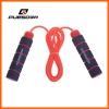 poly yoga foam jumping rope