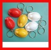 Plastic Helmet Bottle Opener with Keychain for Giveaway Gift