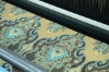 Jacquard decorative cloth