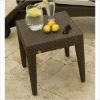 Hospitality Ourdoor Squire Rattan Coffee Table