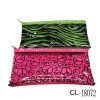 New design clear zipper pencil bag pvc with printing