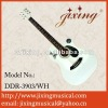white design guitars handmade