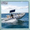 8m CE approved Rigid Hull Inflatable Boat (7500 RIB)