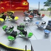 Amusement thrill rides crazy dance for sale