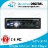 Sharing Digital Multi-media Single Din DVD Player with SD USB