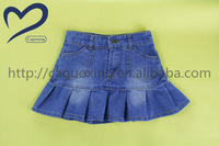 short skirts for kid fashion jeans girl jeans denim 2013