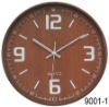 Wall Clock Wooden9001(1-10)