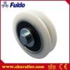 Nylon Hardware Sliding Window Roller, Plastic Door Roller