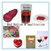 Radish red Natural pigment/ food color/food pigment Radish red