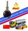 Middle Alkalinity Sulfurized Calcium Alkyl Phenate/Detergent/OLOA219/Petroleum Lubricant Oil Additive/Engine oil additive