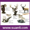 Deer and sheep craft