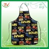 Bib apron for hair salon haircut