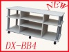 lcd plasma tv stand with wheels (DX-BB4)