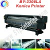 Konica solvent printer with KM-512 42pl head