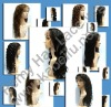 High quality Brazilian full lace wig,long service life