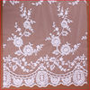 Elegant Decoration Cloth Beaded Lace Garment Fabric